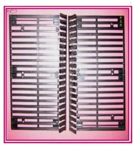 CD insert STORAGE Rack, HOLDS 20 Jewel Cases FROM £3.19 each